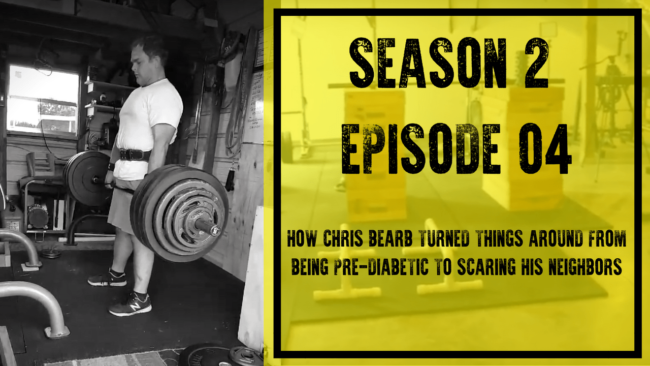 Garage gym athlete podcast youtube covers season end of