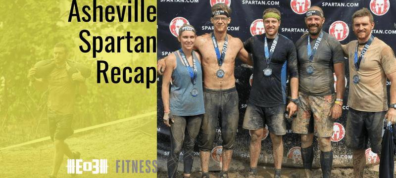 Asheville Spartan Recap