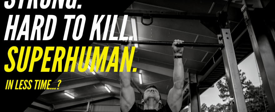 2019: Strong, Hard to Kill, and Superhuman