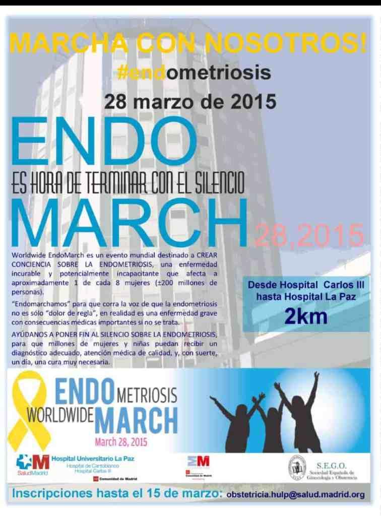 EndoMarch 2015