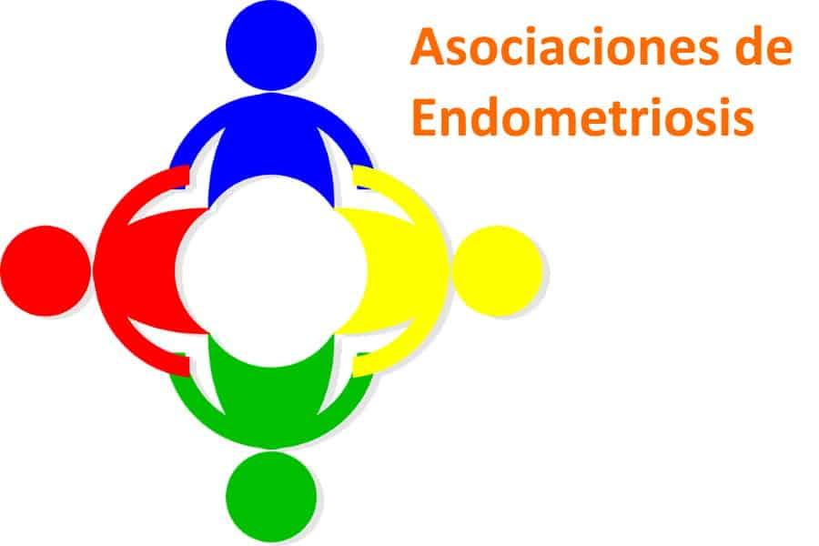 Asociaciones de endometriosis en España y otros países
