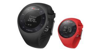Polar M200 es un reloj para correr,