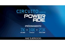 Circuito CDMX Powerade 2020
