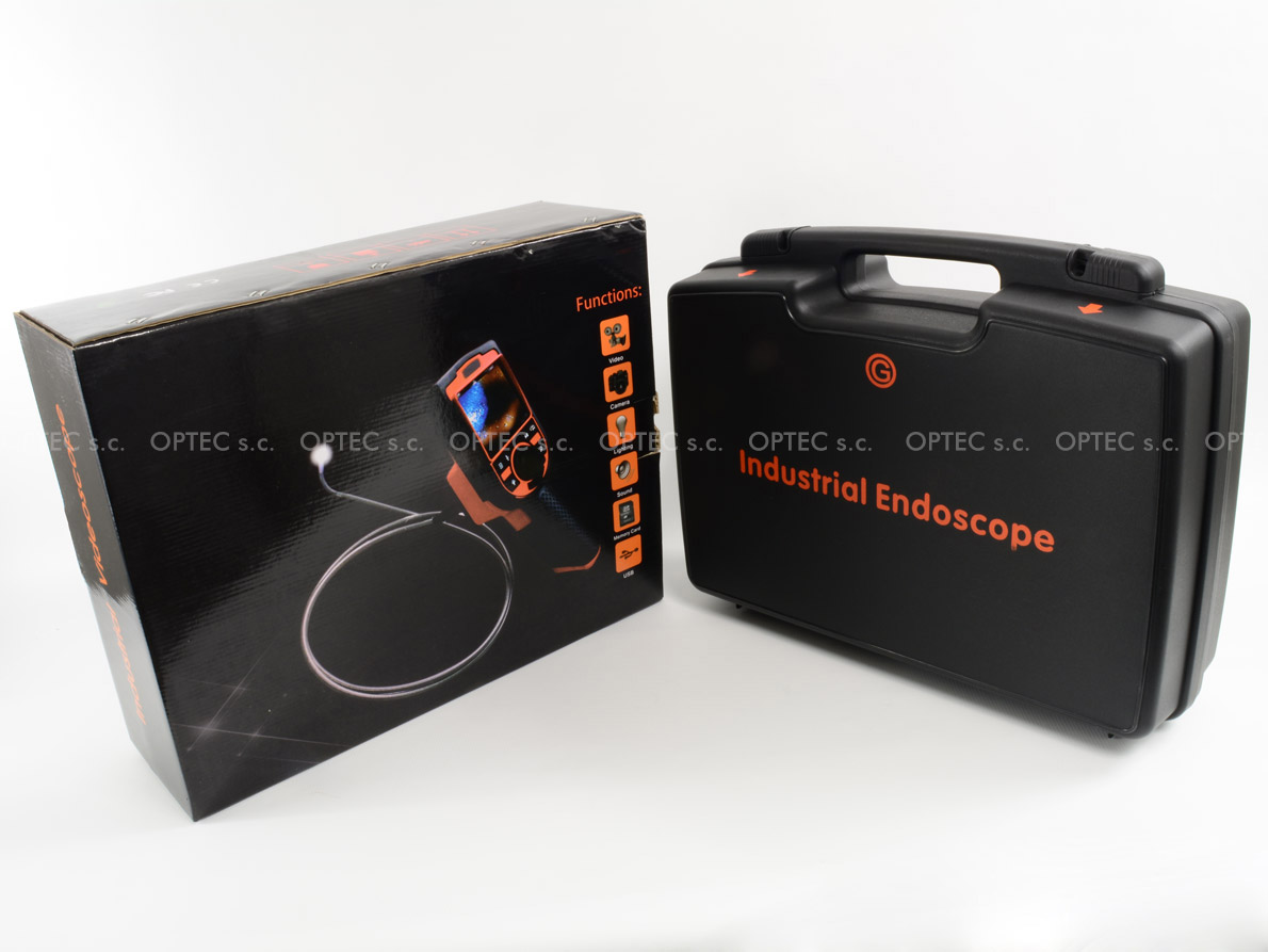 VEP3 series videoendoscopes