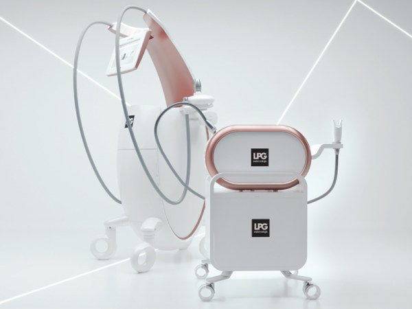 MOBILIFT M6 CONNECT AND ALLIANCE Face and body treatments
