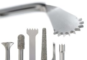 Piezosurgery specialised surgical inserts tips