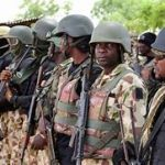 NIGERIAN MILITARY: DIRTY SOLDIERS!
