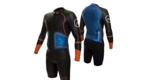Zone3 Evolution Wetsuit - front and back