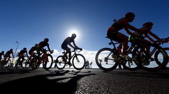 ITU World Triathlon Cape Town - photo credit ITU - Delly Carr