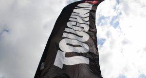 TOUGHMAN flag - photo credit sport memories