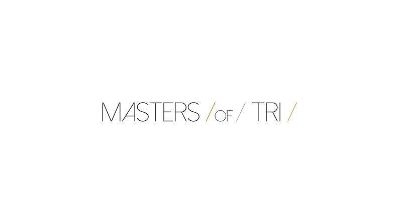 Masters of Tri logo