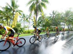 Cycling - Super League Triathlon Hamilton Island