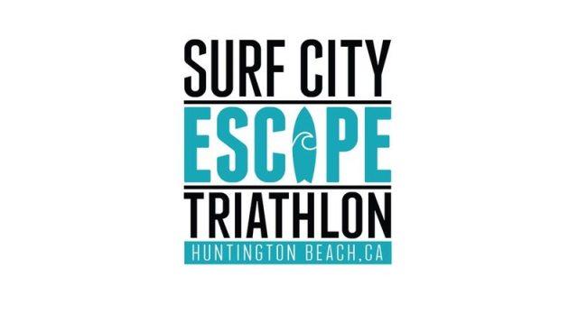 Surf City Escape Triathlon logo