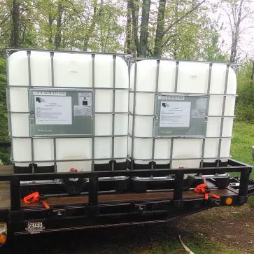 rain barrel collection water