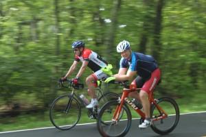 Blue Ridge Mountain Camp Day One: Cruising