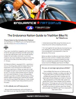 Endurance Nation | Bike Fit eBook