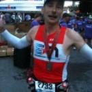 Matt Samojeden at Ironman® Louisville