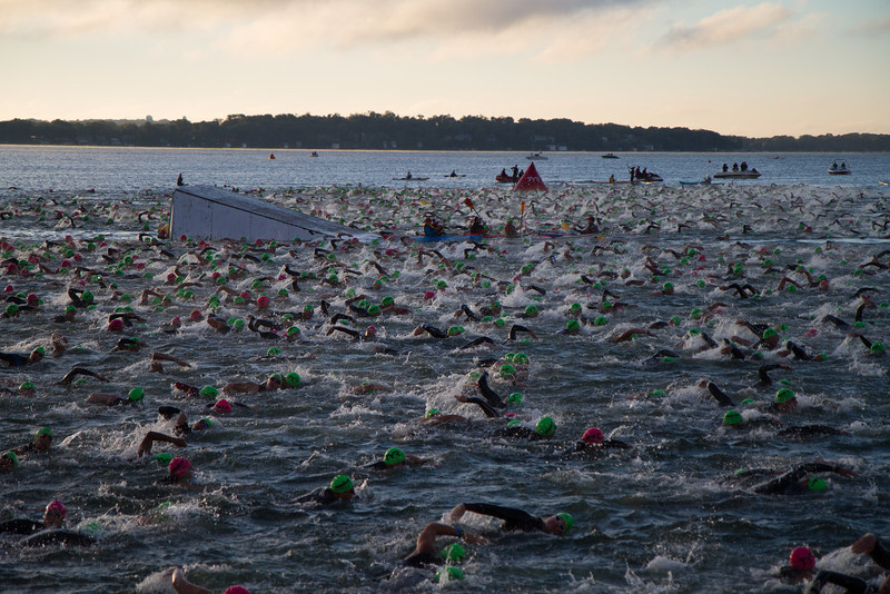 Ironman® Wisconsin Swim