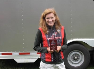 Jen Datwyler at Ironman® Coeur d'Alene 2013 - Team Endurance Nation