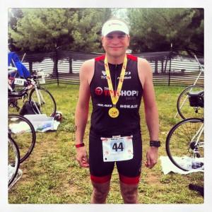 Jonathan Brown - Team Endurance Nation