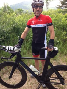 Robert Sabo - Team Endurance Nation