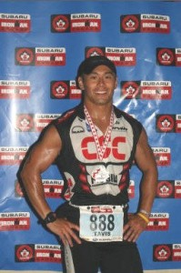 Tavis Yeung - Canada - Team Endurance Nation