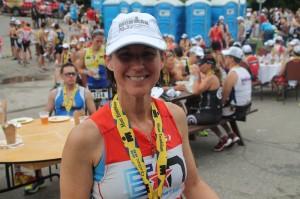 Brenda Ross - Ironman® Wisconsin - Team Endurance Nation