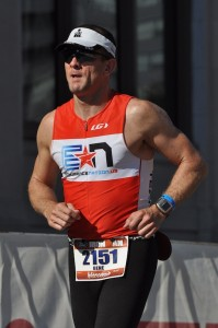 Gene Pish - Ironman® Wisconsin - Team Endurance Nation