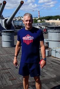 Michael Blackburn - Team Endurance Nation  - 2014 Ironman® Los Cabos