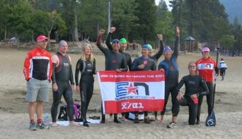 TeamEN at IRONMAN® Lake Tahoe 2014