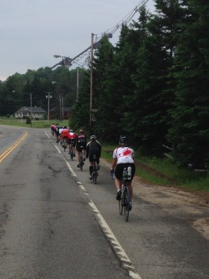 Day One Lake Placid Ride