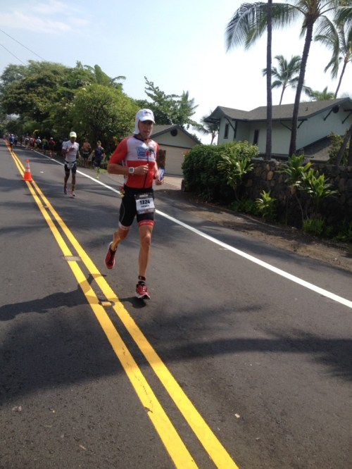 Running on Ali'i - Mile 6-ish, SO HOT!