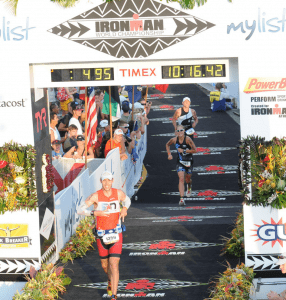 Hawaii Finish Shot