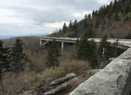 Blue Ridge Linn Cove Viaduct