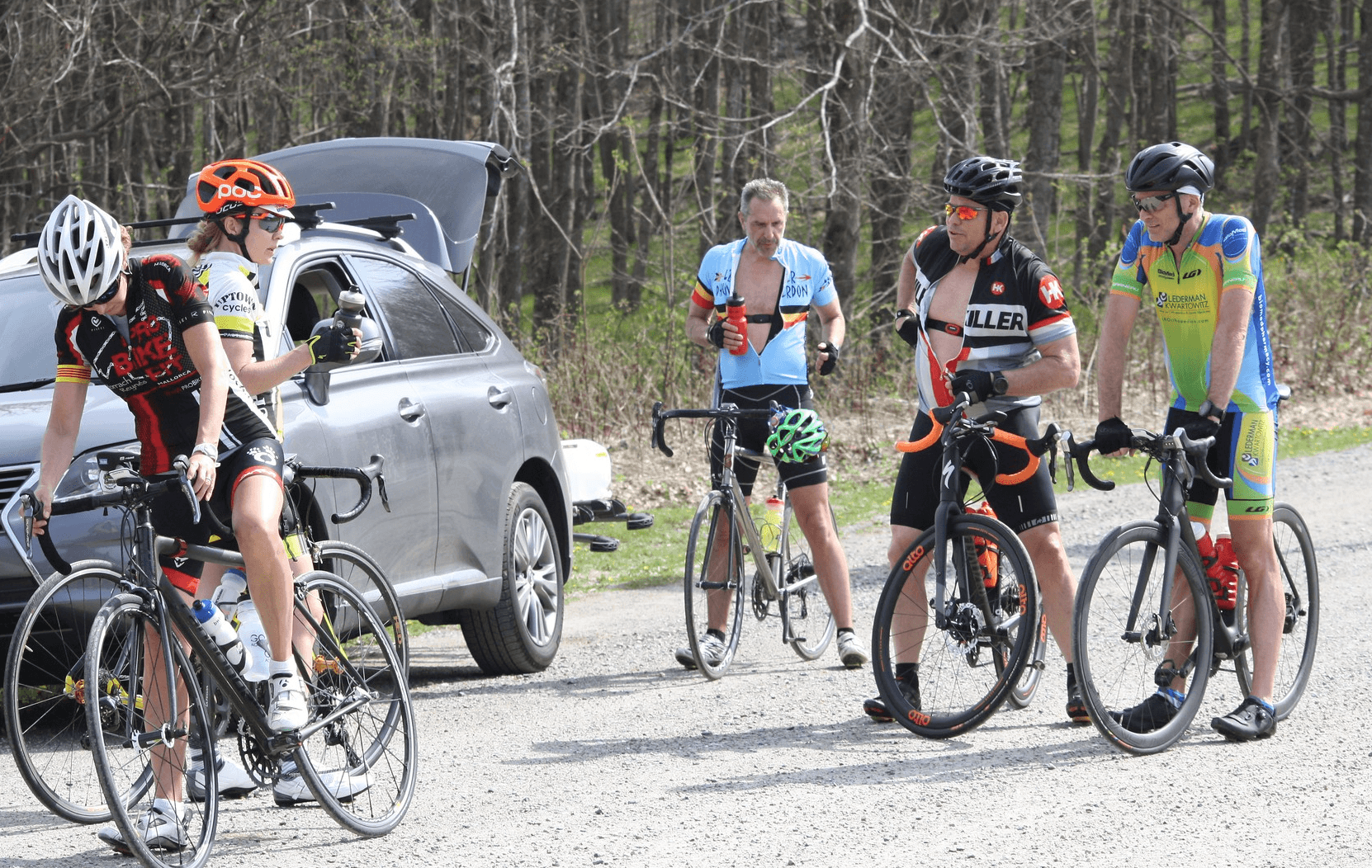 2017 Blue Ridge Cycling Camp Day Three - Snake Mountain and More ... 69ee878f1