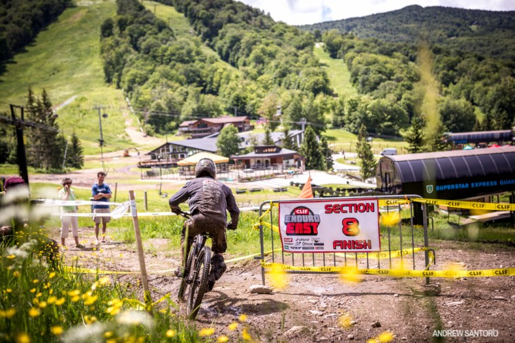 Results, Report and Video from the CLIF Enduro East at Killington / Green Mountain Trails