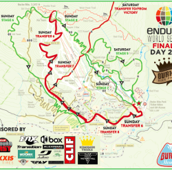 CLIF Enduro East - EWS Continental Championship Maps and Info