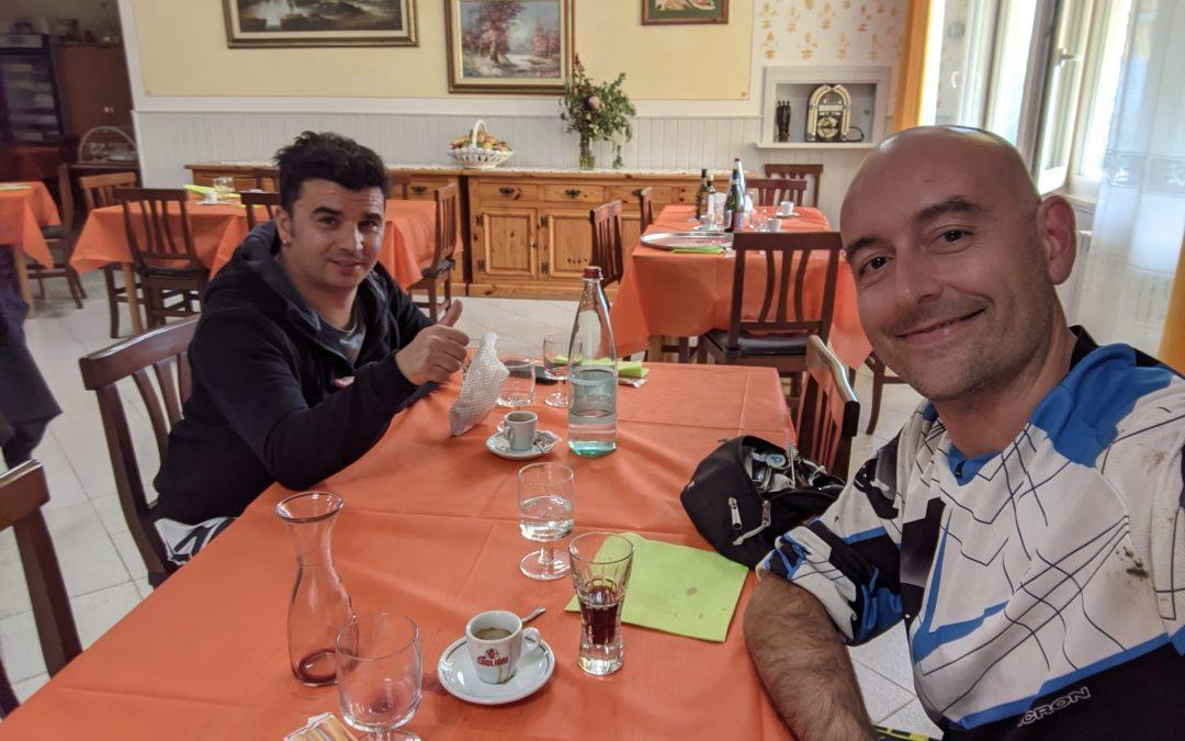 Tour Guidato in Enduro Elettrico a San Cassiano di Baiso RE del 10/20