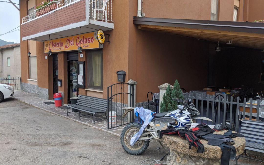 Ristorante Osteria del Goloso a Carniana di Villa Minozzo RE