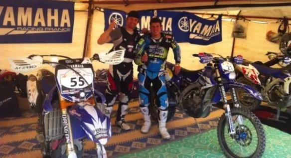 Enduro Maya Maroc 2013 étape 1 : JCM et Pain