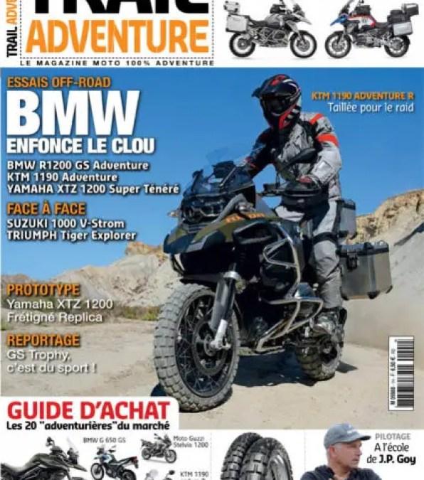 Trail Adventure Magazine : Maxi Trails, Maxi Plaisir !