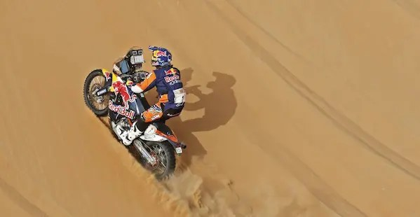 Abu Dhabi Desert Challenge : victoire de Coma