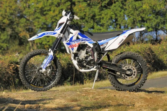 Gasgas 250 4T Six Days 2012