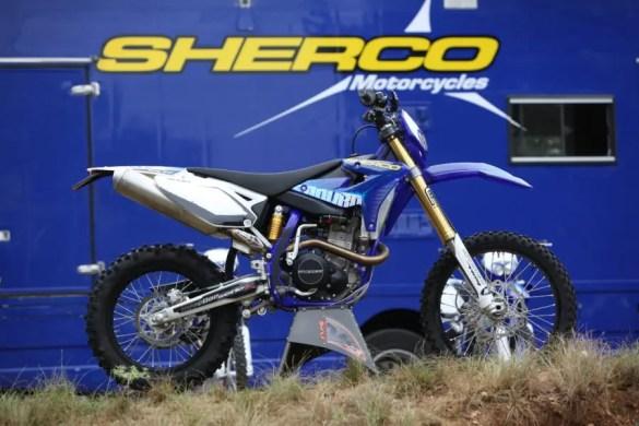 Sherco SE 4.5 i-F 2011