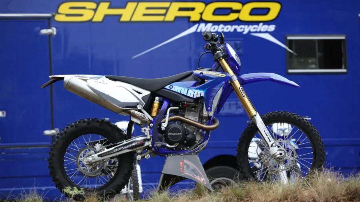 Sherco SE 5.1 i-F 2011