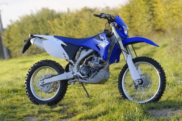 Yamaha WR-F 2001