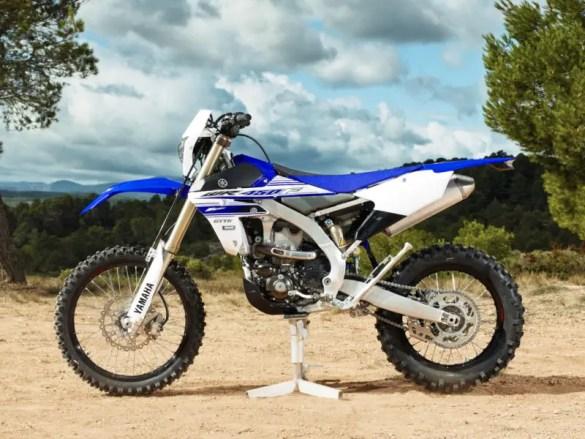 Yamaha WRF 450 2016
