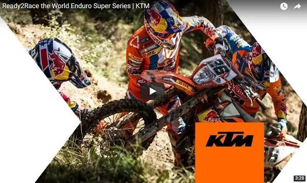 Vidéo : KTM est prêt pour le WESS