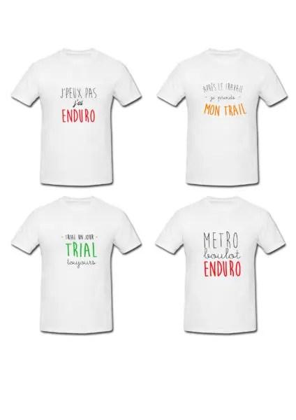 Tee-shirt ENDURO