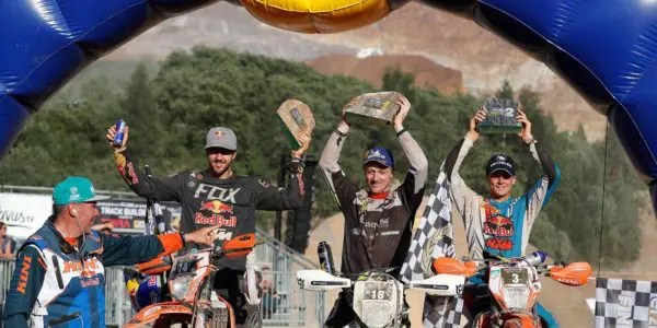 Erzberg Rodeo Red Bull Hare Scramble : Jarvis avec la manière !
